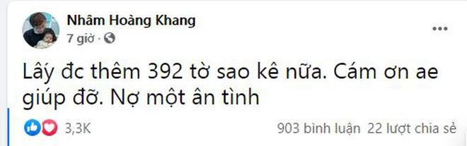 Cậu IT Nhâm Hoàng Khang bất ngờ lên tiếng về việc tung sao kê quỹ từ thiện: Quỹ này trong kịch bản của một bộ phim - Ảnh 3.