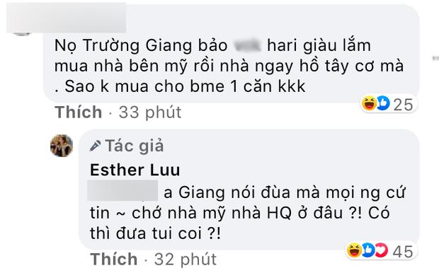 Được hỏi giàu mà không mua nổi nhà cho ba mẹ ở Hàn, Hari Won đáp thẳng thắn nhưng vẫn bị vặn lại vì 1 câu của Trường Giang? - Ảnh 3.