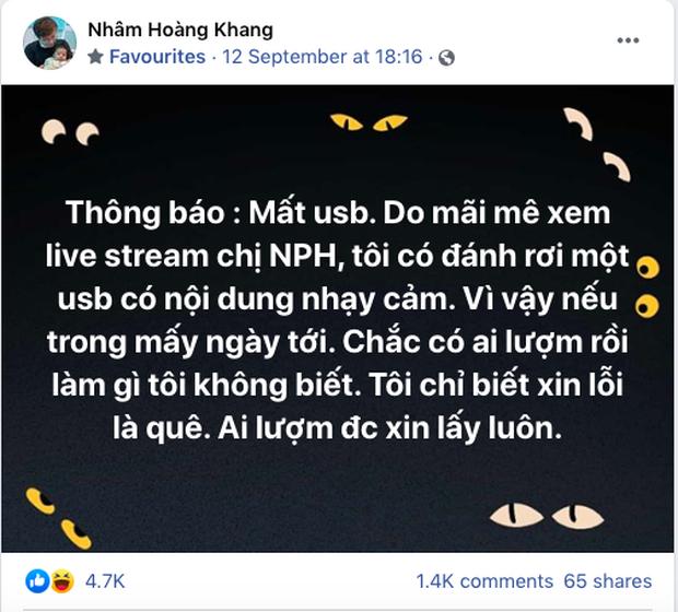 Lật tẩy hàng loạt chiêu trò mà cậu IT Nhâm Hoàng Khang sử dụng để lách luật trước giờ công khai sao kê - Ảnh 4.