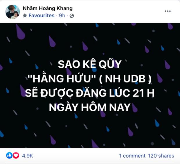 Lật tẩy hàng loạt chiêu trò mà cậu IT Nhâm Hoàng Khang sử dụng để lách luật trước giờ công khai sao kê - Ảnh 5.
