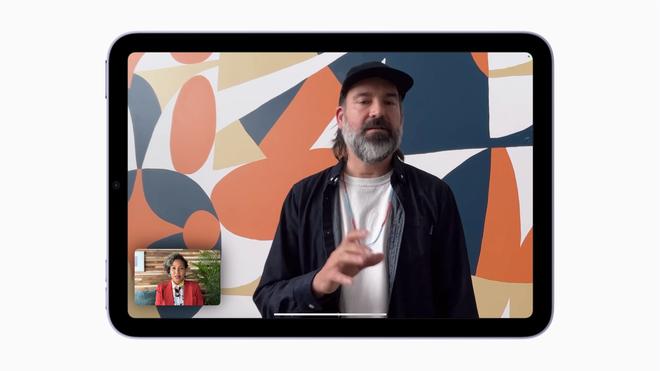 iPad mini ra mắt với thiết kế mới: Màn hình 8.3 inch, Touch ID, Apple A15, hỗ trợ Apple Pencil 2, giá từ 499 USD - Ảnh 6.