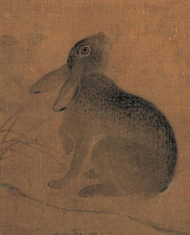 Phóng to bức họa mùa thu, thấy 8 chữ khắc trên thân cây, hậu thế truy ngay ra lai lịch bức tranh: Có 1 vụ bê bối chấn động Tống triều - Ảnh 8.