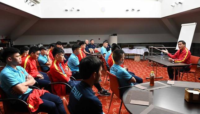 Futsal Việt Nam có bao nhiêu phần trăm cơ hội tại World Cup khi vượt qua Panama? - Ảnh 1.