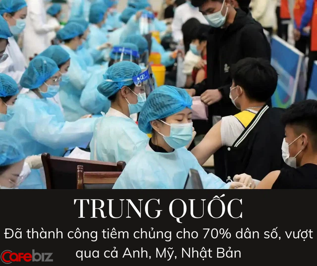 Trung Quốc đã tiêm chủng đầy đủ cho hơn 1 tỷ người dân - Ảnh 1.