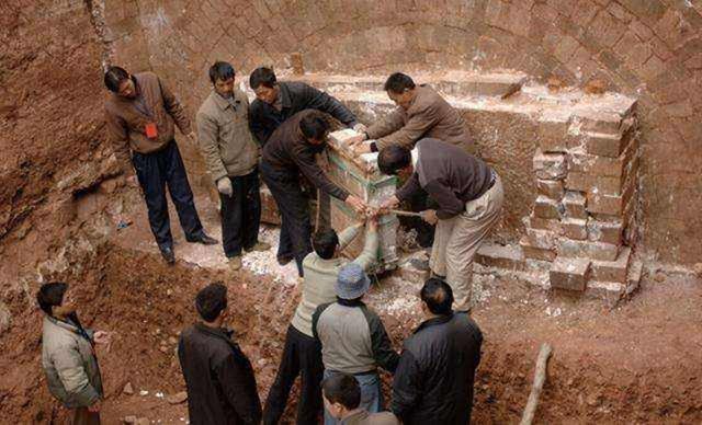 """Một kỳ tích được tìm thấy trong mộ cổ ở Hồ Bắc, các chuyên gia không kìm nén được mà thốt lên: """"Phải nói là không chê vào đâu được - Ảnh 2."""