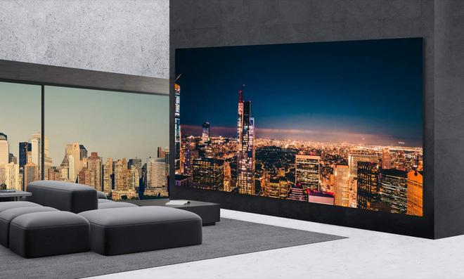 LG công bố TV... 325 inch: Giá gần 40 tỷ đồng, có chỉ số BTU như điều hoà, cứ 6 tháng lại có nhân viên đến kiểm tra - Ảnh 3.