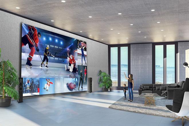 LG công bố TV... 325 inch: Giá gần 40 tỷ đồng, có chỉ số BTU như điều hoà, cứ 6 tháng lại có nhân viên đến kiểm tra - Ảnh 4.