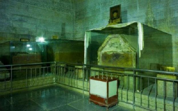 Lệnh Ý Hoàng quý phi và bí ẩn trăm năm bên dưới chiếc quan tài - Ảnh 5.