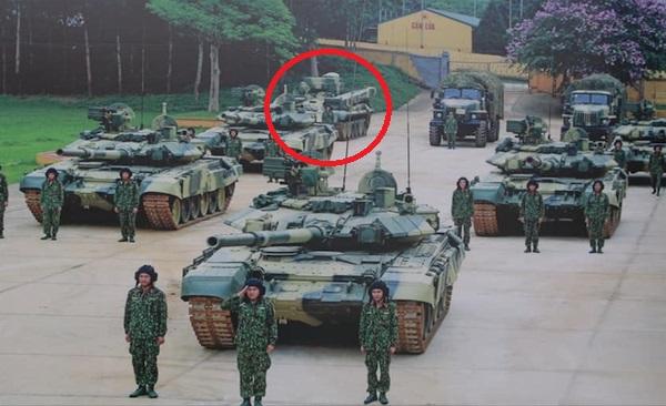 Cùng xe tăng T-90, Quân đội Việt Nam đã mua thêm dòng xe rất lạ và vô cùng độc đáo - Ảnh 2.