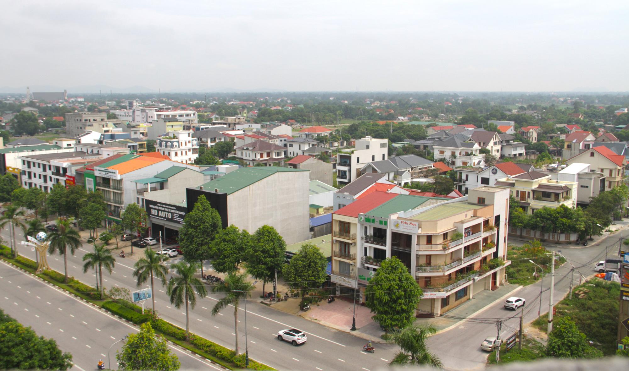 Cận cảnh khu đô thị vip ở Nghệ An khiến 2 vợ chồng đại gia bị bắt giam - Ảnh 9.