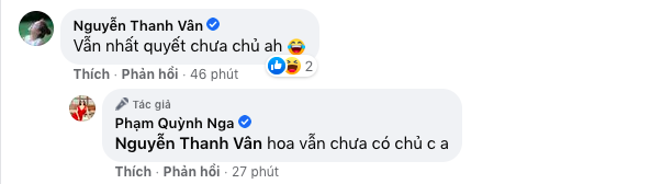 Vừa bị đồn sống chung với Việt Anh, Quỳnh Nga khẳng định hoa chưa có chủ - Ảnh 2.
