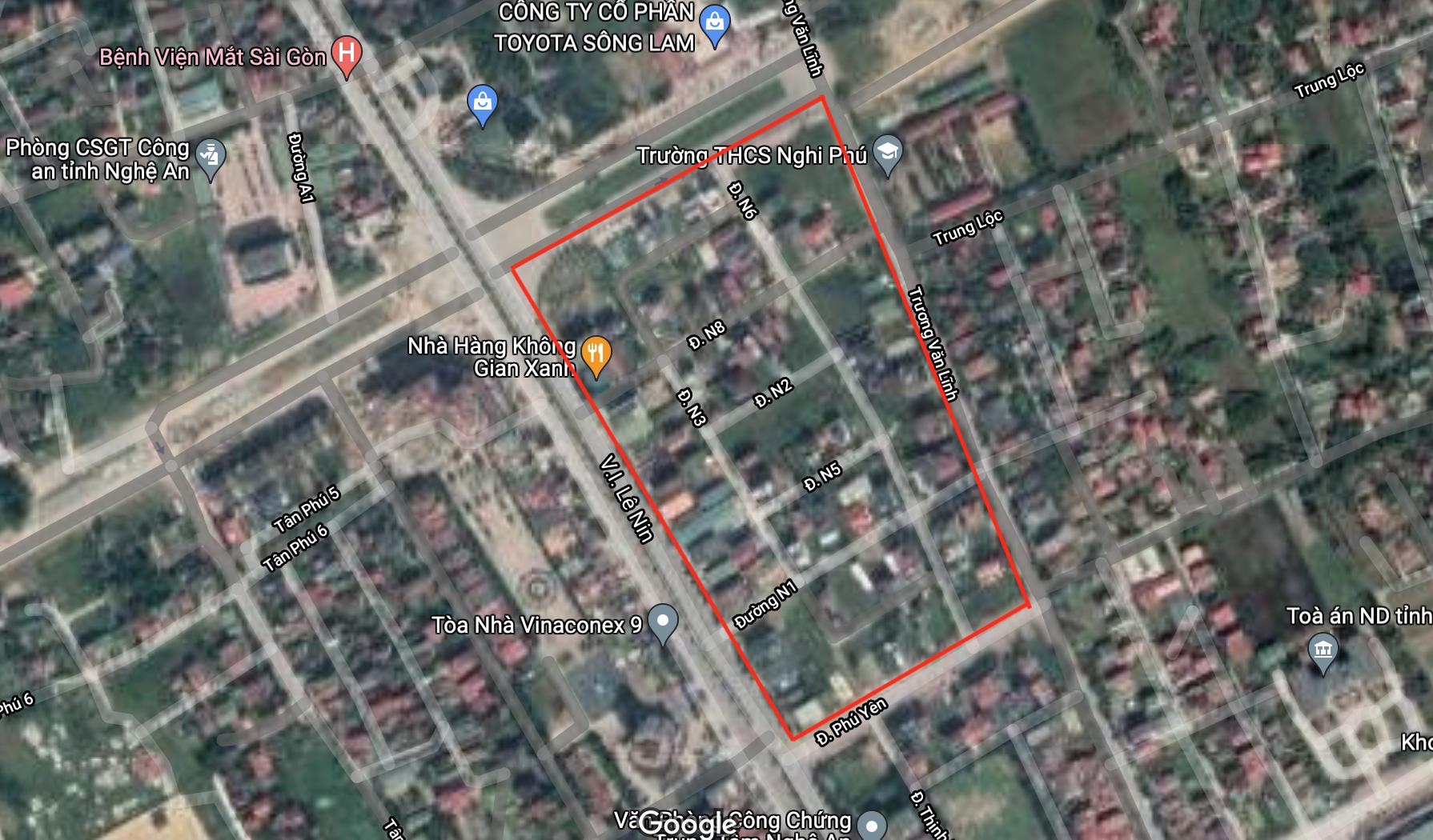 Cận cảnh khu đô thị vip ở Nghệ An khiến 2 vợ chồng đại gia bị bắt giam - Ảnh 2.