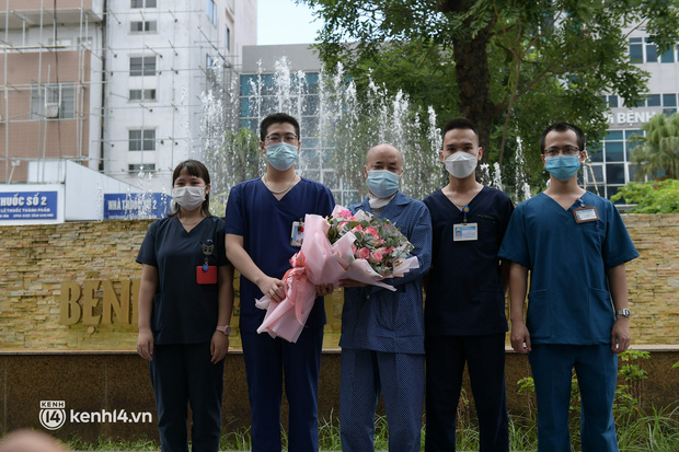 Bệnh nhân Covid-19 bị đông đặc phổi ở Hà Nội: Tôi không nghĩ mình có thể khỏi - Ảnh 1.