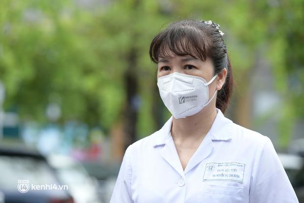 Bệnh nhân Covid-19 bị đông đặc phổi ở Hà Nội: Tôi không nghĩ mình có thể khỏi - Ảnh 3.
