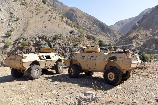 Vũ khí bí ẩn của Taliban từ trên trời dồn dập nã xuống Panjshir: Quân kháng chiến thua đau đớn! - Ảnh 6.