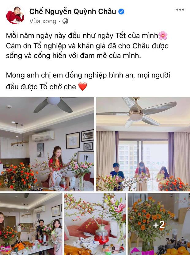 Showbiz Việt ngày Giỗ tổ sân khấu: Lý Hải - Khánh Vân và dàn sao Việt dâng lễ tại gia, Nam Thư muốn khóc vì tủi thân - Ảnh 29.