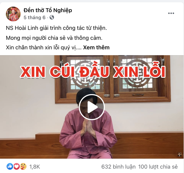 Nhà thờ 100 tỷ của NS Hoài Linh im lìm trong ngày Giỗ tổ nghề sân khấu? - Ảnh 4.