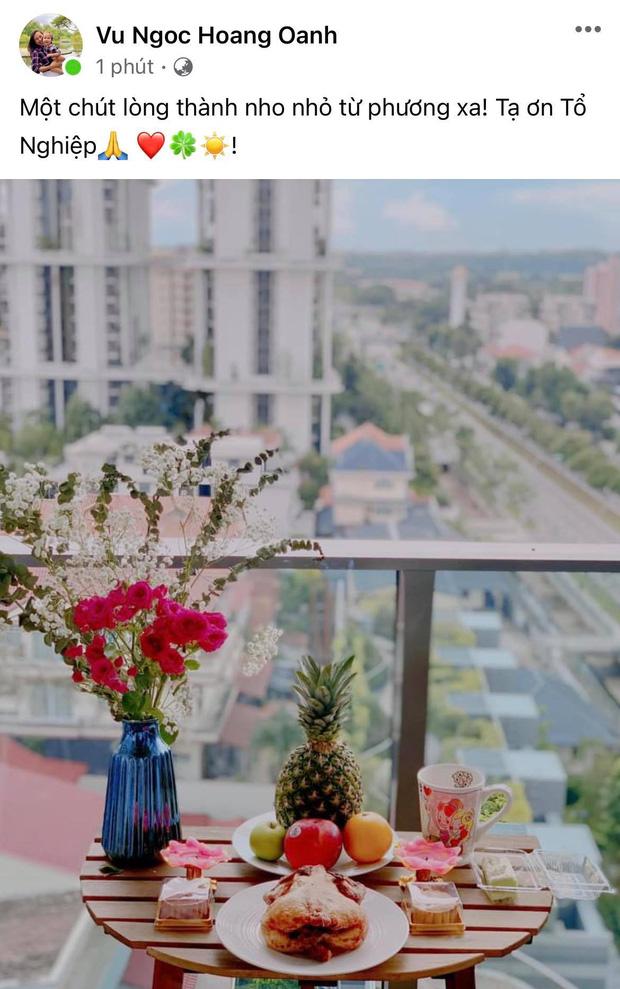 Showbiz Việt ngày Giỗ tổ sân khấu: Lý Hải - Khánh Vân và dàn sao Việt dâng lễ tại gia, Nam Thư muốn khóc vì tủi thân - Ảnh 5.
