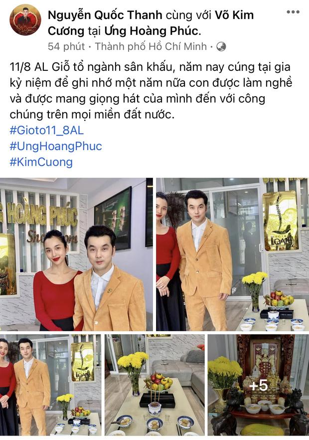 Showbiz Việt ngày Giỗ tổ sân khấu: Lý Hải - Khánh Vân và dàn sao Việt dâng lễ tại gia, Nam Thư muốn khóc vì tủi thân - Ảnh 6.