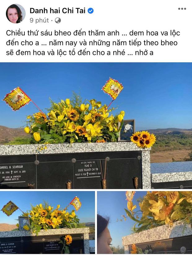 Showbiz Việt ngày Giỗ tổ sân khấu: Lý Hải - Khánh Vân và dàn sao Việt dâng lễ tại gia, Nam Thư muốn khóc vì tủi thân - Ảnh 9.