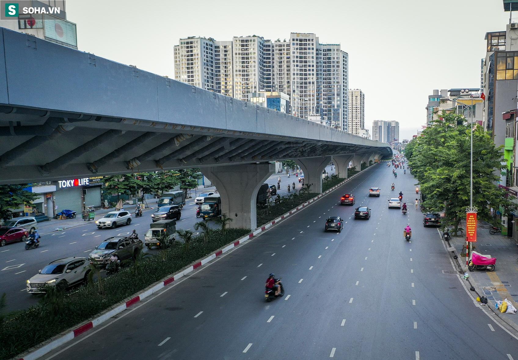 Hà Nội: Con đường đau khổ sắp chấm dứt, lộ diện hình hài của tuyến đường trị giá gần 10.000 tỷ - Ảnh 14.