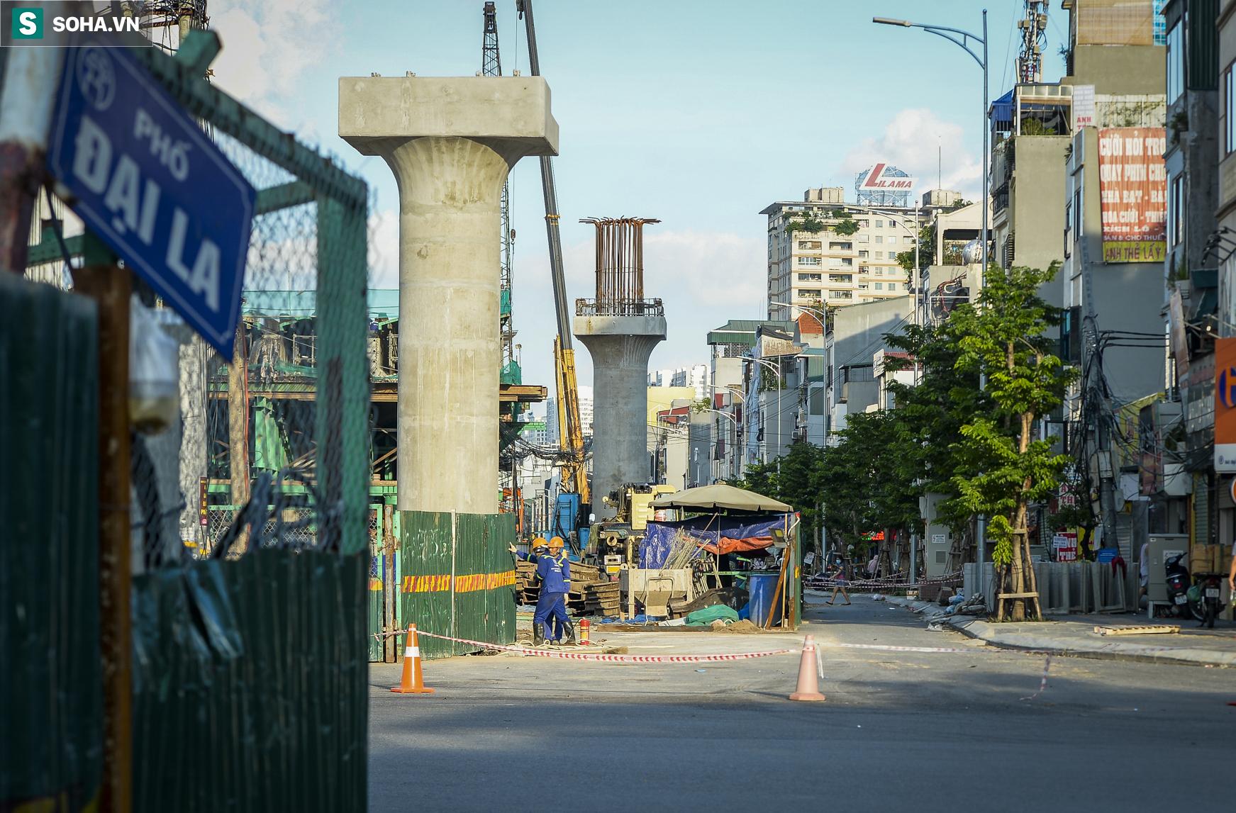 Hà Nội: Con đường đau khổ sắp chấm dứt, lộ diện hình hài của tuyến đường trị giá gần 10.000 tỷ - Ảnh 2.