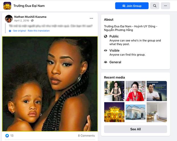 Xuất hiện nhóm Facebook Trường đua Đại Nam của bà Phương Hằng có hơn 800k thành viên, nguồn gốc hết sức phẫn nộ! - Ảnh 4.