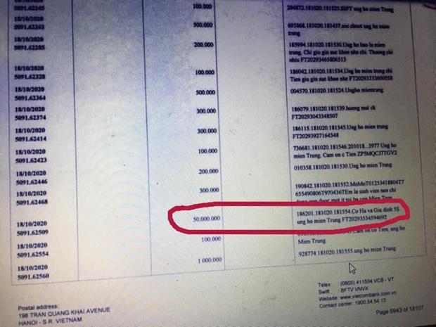 Hằng Túi lên tiếng khi bị tố làm giả hoá đơn chuyển khoản 80 triệu cho Thuỷ Tiên: Không nhận được mới là lạ, quan trọng là tiền chi ra như nào thôi! - Ảnh 6.