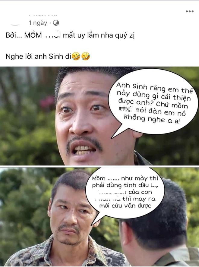 Diễn viên Hương vị tình thân bức xúc vì bị lợi dụng hình ảnh để quảng cáo khiếm nhã - Ảnh 3.