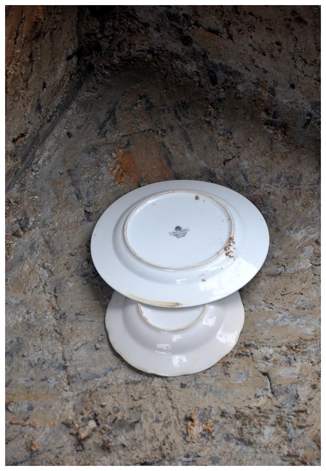 Đang vui vì khai quật được cặp đĩa trong mộ cổ, chuyên gia lập tức sôi máu khi đọc dòng chữ dưới đáy, thẳng tay ném vỡ đĩa đi! - Ảnh 3.