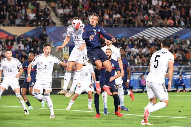Pháp 1-1 Bosnia: Thiếu và yếu - Ảnh 3.