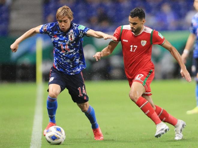 """Kết quả Nhật Bản vs Oman: Tung """"nhát kiếm"""" hạ Nhật Bản đầy ngoạn mục, Oman gây chấn động cả châu Á - Ảnh 2."""
