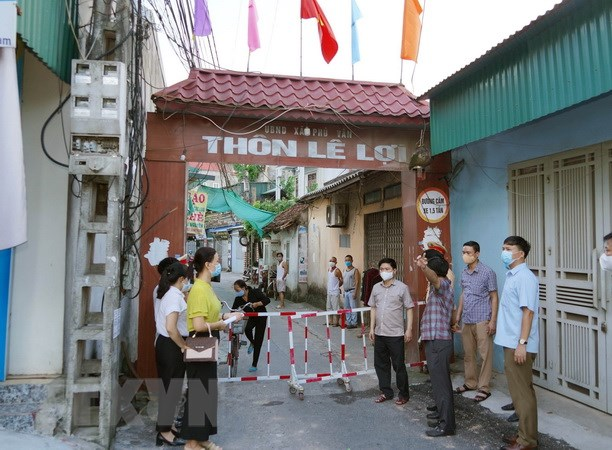 Sau 21/9, Hà Nội không chia vùng. 6 người bỏ chạy tán loạn khi thấy công an,  - Ảnh 1.