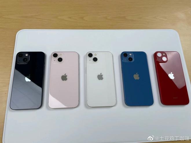 Đây là những hình ảnh thực tế đầu tiên của loạt iPhone 13 - Ảnh 1.