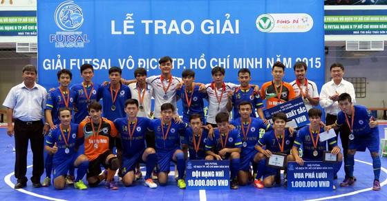 HLV Phạm Minh Giang - Từ 'thợ học việc' đến kỷ lục gia của futsal Việt - Ảnh 1.