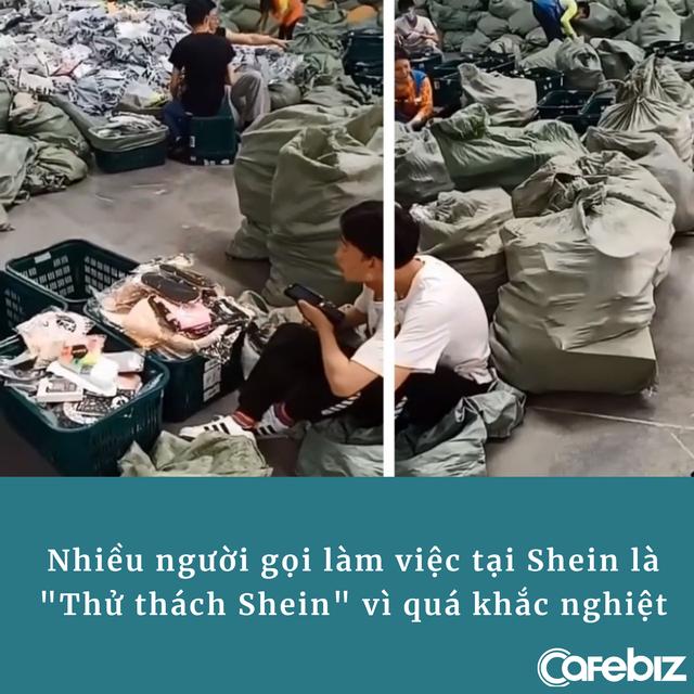Vạch trần Shein – đế chế tỷ 'đô' bí ẩn nhất Trung Quốc: Nhà xưởng tồi tàn, nhân viên phải đi bộ cả chục km/ngày, tất cả đều bị cấm nói về công ty - Ảnh 4.