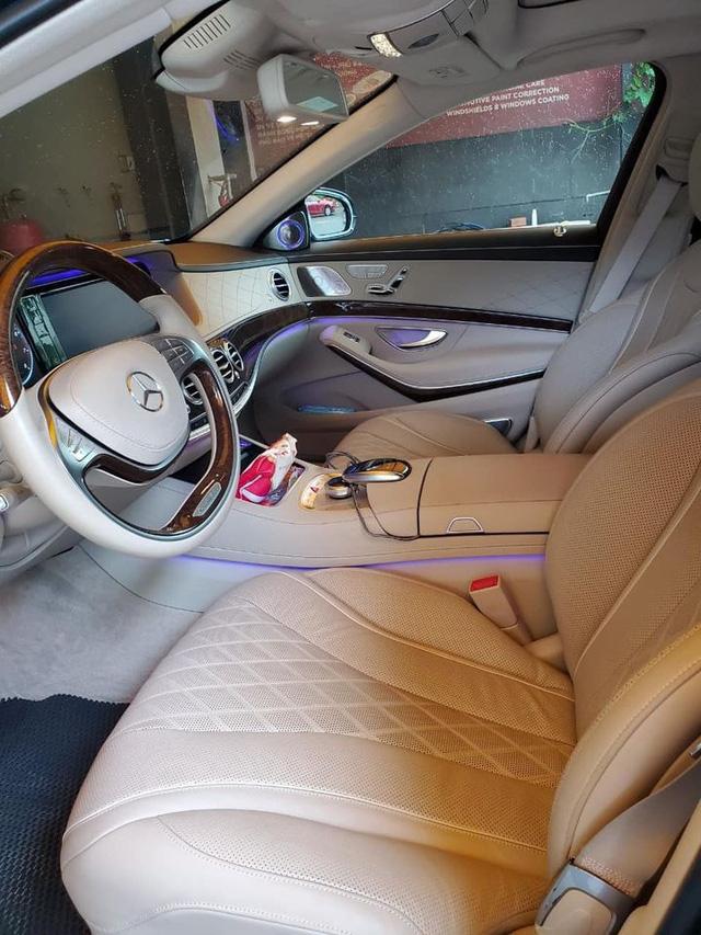 Đại gia rao bán Mercedes-Benz S 500 ODO 9.000km: Xe mới hơn 7 tỷ mà giờ bán chưa được nửa giá - Ảnh 4.