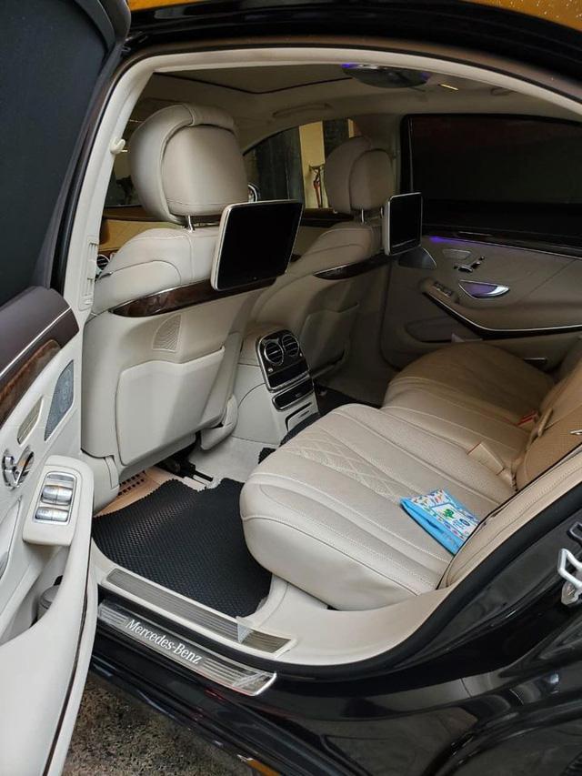 Đại gia rao bán Mercedes-Benz S 500 ODO 9.000km: Xe mới hơn 7 tỷ mà giờ bán chưa được nửa giá - Ảnh 5.