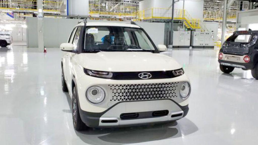 Ô tô giá rẻ 270 triệu của Hyundai về đại lý, được săn đón khủng khiếp - Ảnh 6.