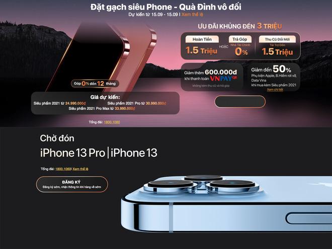 Một nhà bán lẻ Việt Nam bị Apple phạt vì lách luật nhận đặt cọc iPhone 13 - Ảnh 6.