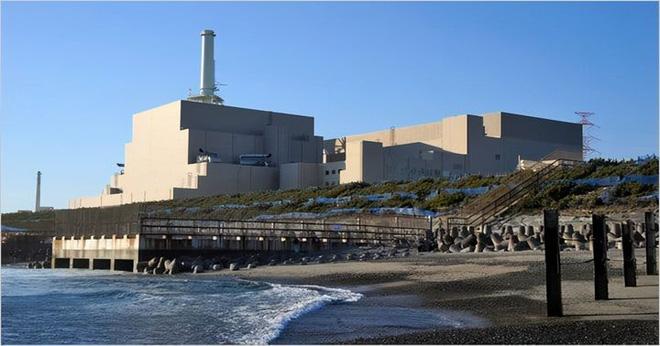 Bê tông của một nhà máy điện hạt nhân bị bỏ hoang ở Nhật Bản trở nên cứng hơn gấp 3 lần, và một chất hiếm được tìm thấy sau khi cắt - Ảnh 3.