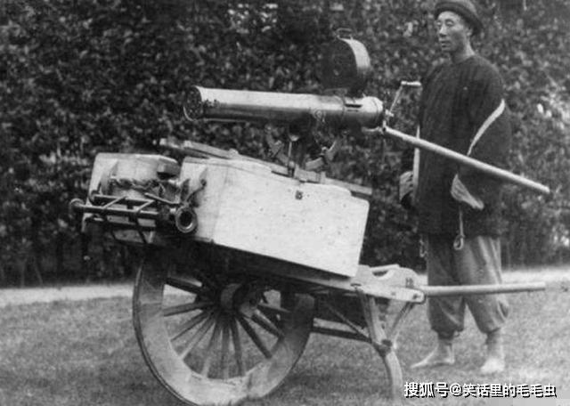 Lần đầu nhìn thấy súng Maxim của Anh, Lý Hồng Chương dù rất thích nhưng không mua, nói 1 câu phơi bày điểm yếu khiến Thanh triều diệt vong - Ảnh 4.