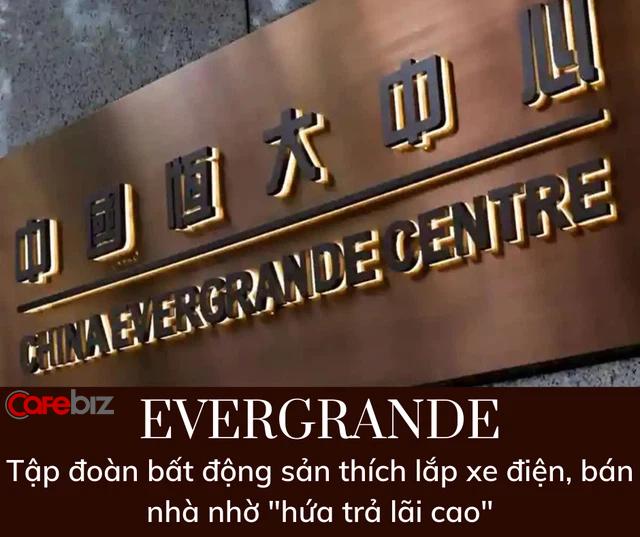 Mua nhà được tặng túi Gucci, cam kết trả lãi tới 12%: Chiêu lừa đảo tinh vi của tập đoàn thích làm xe điện Evergrande khiến 70.000 người sập bẫy  - Ảnh 1.