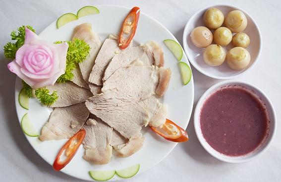 Thịt lợn sau khi luộc làm thêm bước này đảm bảo mềm, ngon hết sảy - Ảnh 1.