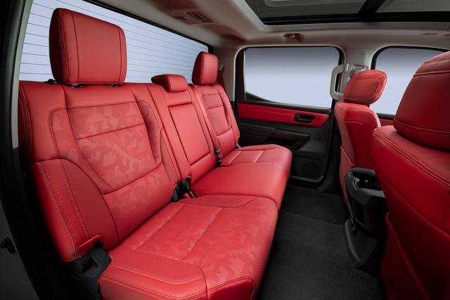Đây là Toyota Tundra TRD Pro - Bán tải full đồ chơi đấu Ford F-150 Raptor - Ảnh 8.