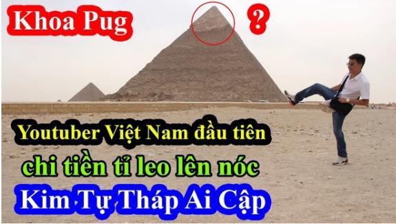 Khoa Pug dính loạt tranh cãi nhạy cảm về phụ nữ, bị Youtuber ở Hàn Quốc chỉ trích vì một quan điểm  - Ảnh 1.