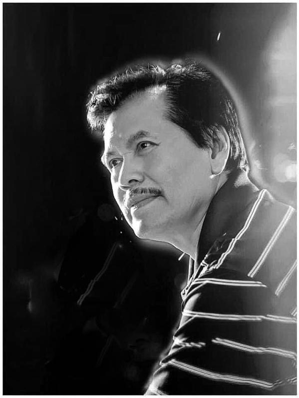 Chồng danh ca Giao Linh vừa qua đời: Theo đuổi suốt 20 năm và bí quyết giúp vợ sống vui vẻ với 6 con riêng - Ảnh 1.