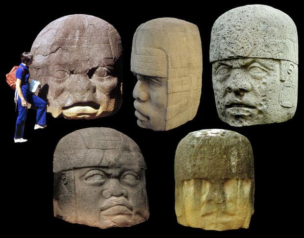 Phát hiện tượng khổng lồ như đầu nhà sư nằm ngửa mặt lên trời, các nhà khoa học đau đầu tìm lời giải về sức mạnh phi thường của tổ tiên - Ảnh 2.