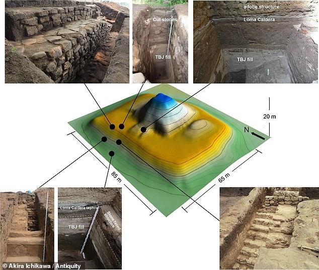 Kim tự tháp Maya khổng lồ trỗi dậy sau thảm họa diệt vong khủng khiếp bậc nhất lịch sử: Rất linh thiêng! - Ảnh 3.