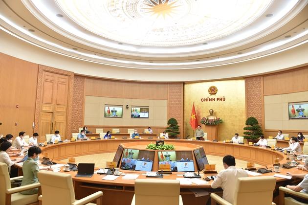 """Thủ tướng Phạm Minh Chính: Đạt """"zero Covid -19"""" sẽ là điều rất khó khăn! - Ảnh 2."""
